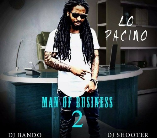 Man Of Business 2 cover