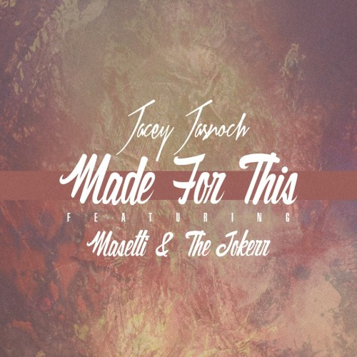Jacey Jasnoch - Made For This cover