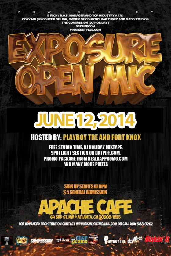 ExposureFlyer June