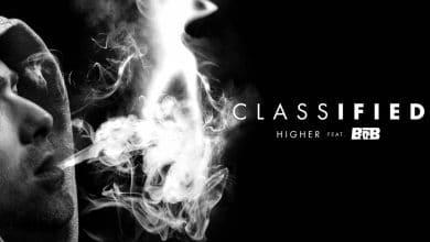 "Photo of Music: Classified Feat. B.o.B ""Higher"""