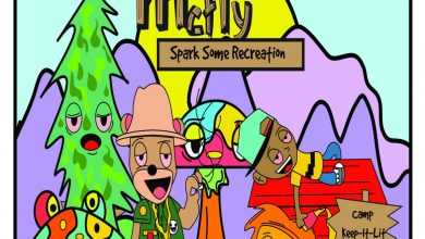 Spark Some Recreation cover