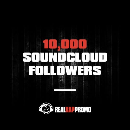 10000 SoundCloud Followers
