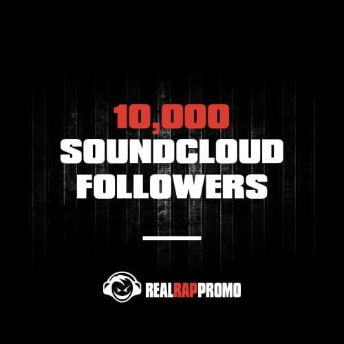 10000 SoundCloud Followers