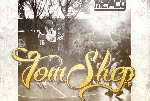 Tom Shep EP cover