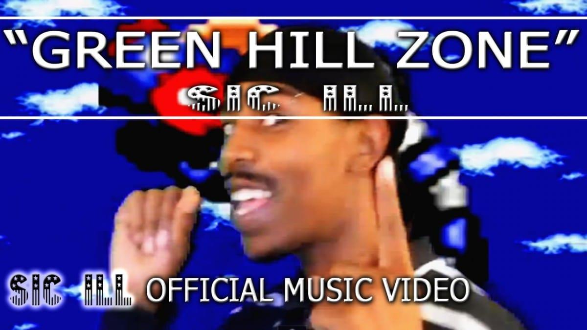 """Video: SIC ILL – """"Green Hill Zone"""""""