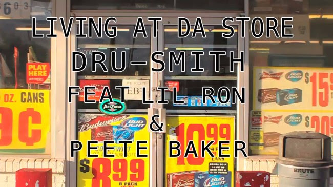 Living At Da Store cover
