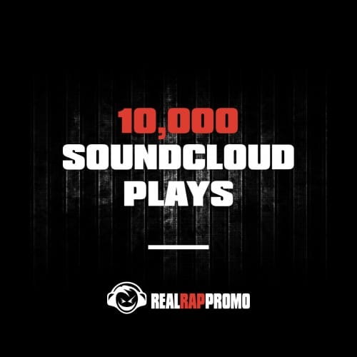 10000 SoundCloud Plays