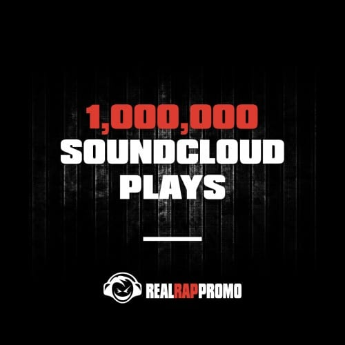 1000000 SoundCloud Plays
