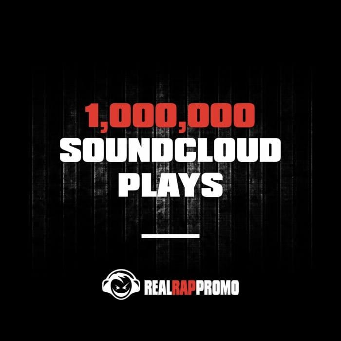 1000000 SoundCloud Plays