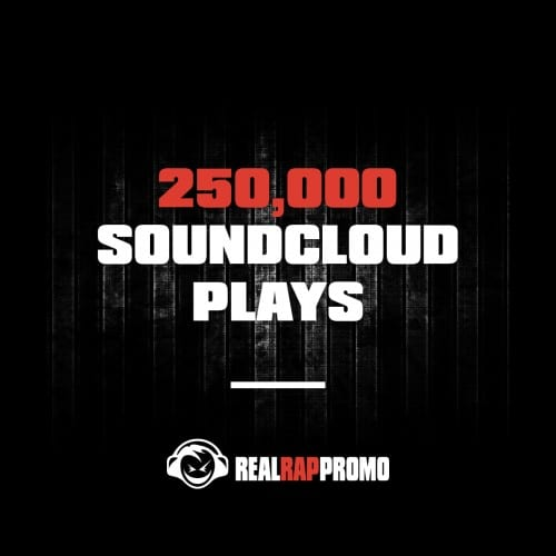 250000 SoundCloud Plays