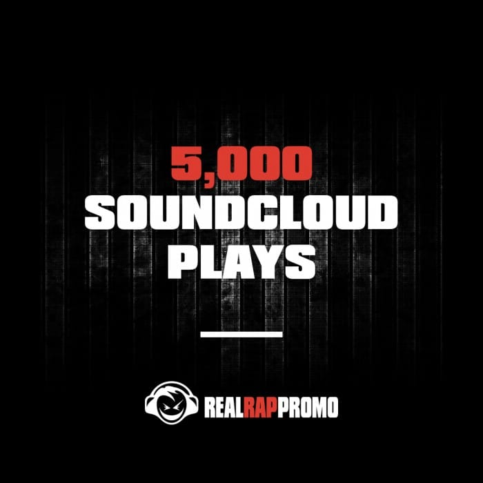 5000 SoundCloud Plays