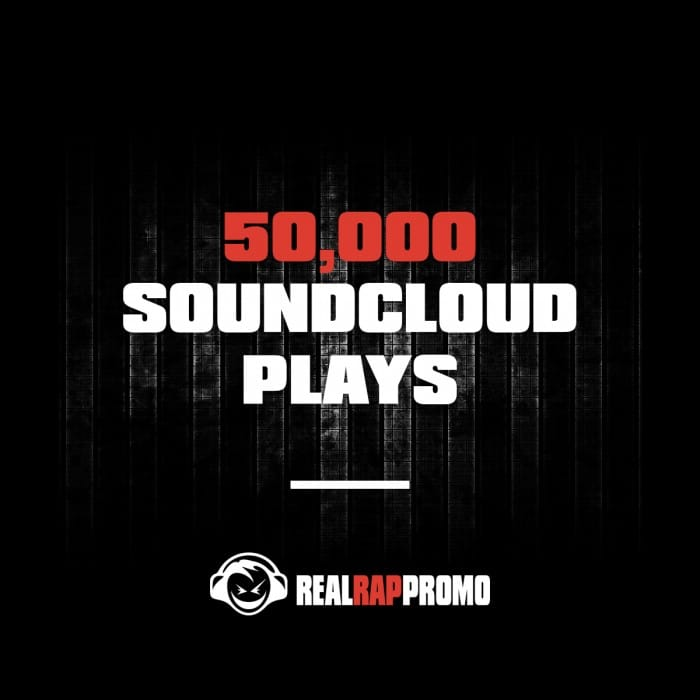 50000 SoundCloud Plays