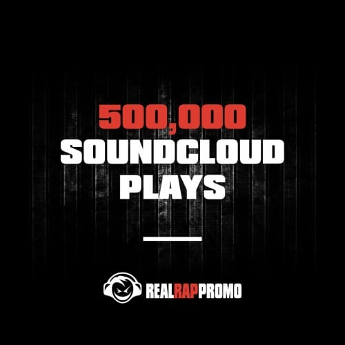 500000 SoundCloud Plays