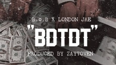 "Photo of Single: London Jae Feat. B.o.B – ""BDTDT"""
