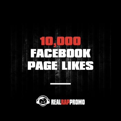 10000 Facebook Page Likes