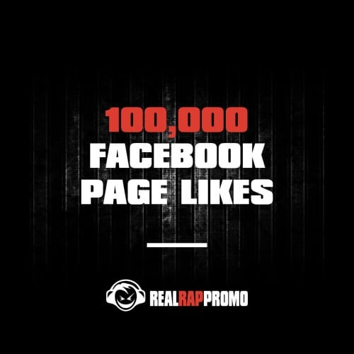 100000 Facebook Page Likes