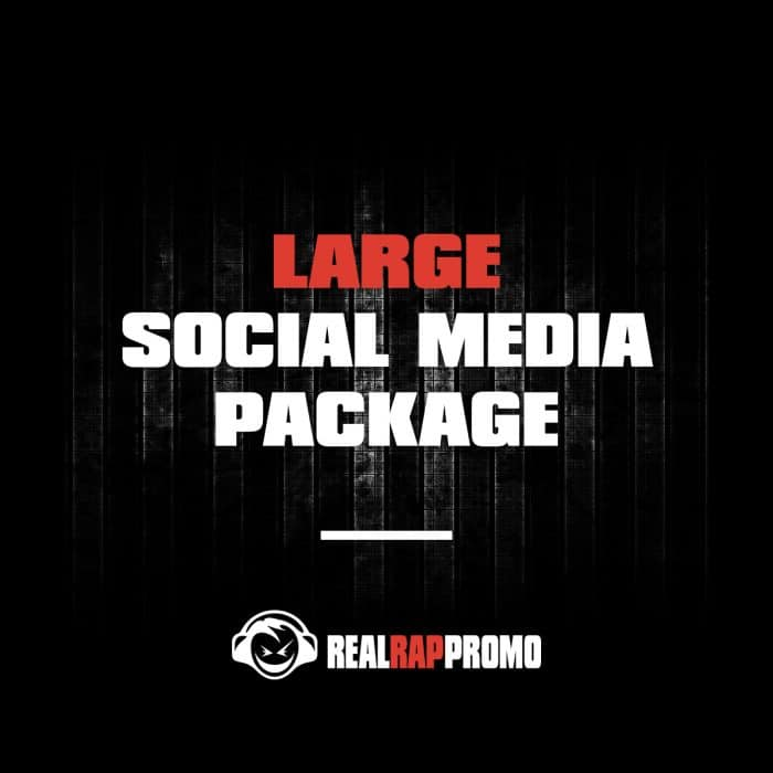 Large Social Media Package