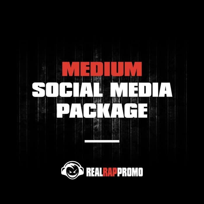 Medium Social Media Package