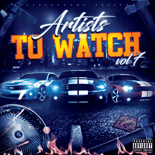 Artists To Watch Vol 7