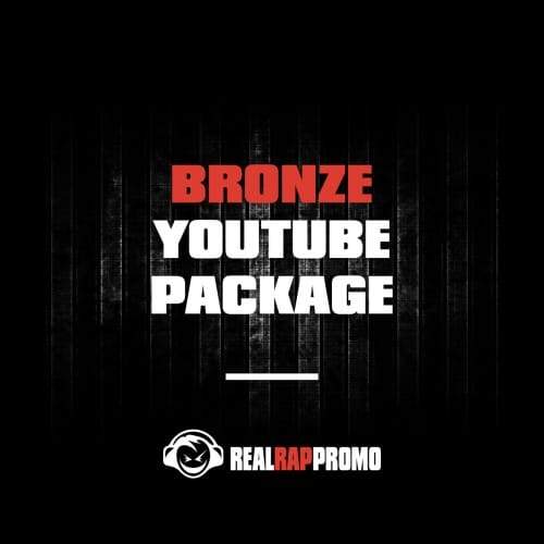 Bronze YouTube Package