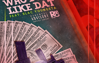 Million Dolla Meat Feat. Blac Youngsta - Who Do It Like Dat