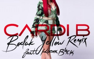Cardi B Feat. Kodak Black - Bodak Yellow (Remix)
