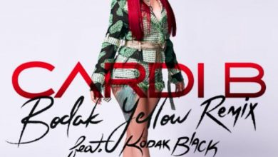 Cardi B Feat. Kodak Black - Bodak Yellow (Remix)
