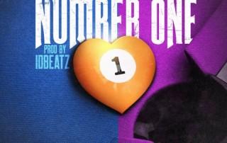 Cjae Gunz Feat. Bre'Anna - Number One
