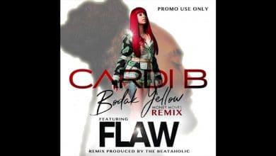 """Photo of New Single: FLAW Feat. Cardi B – """"Bodak Yellow (Remix)"""""""