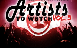 Artists To Watch Vol 3