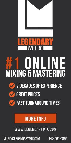 Legendary Mix 300×600