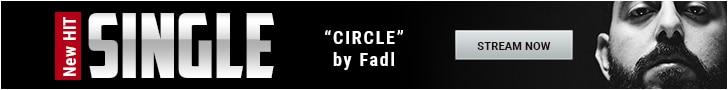 Fadl – Circle 728×90 / 320×100