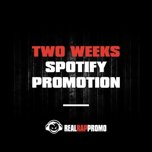 Two Weeks Spotify Promotion