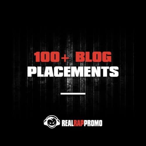 100 Blog Placements