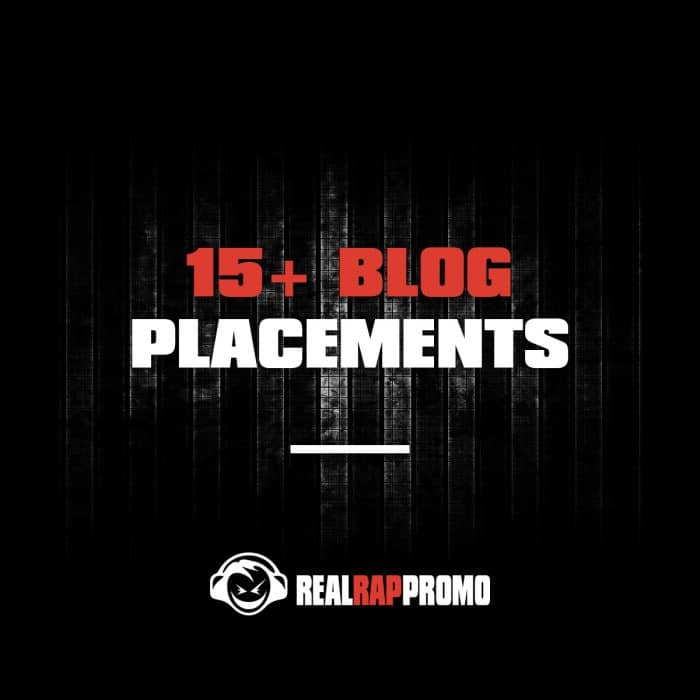 15 Blog Placements