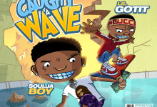 Soulja Boy & Lil Gotit - Caught A Wave