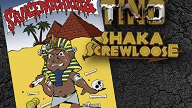 Tno Tino - Shaka ScrewLoose