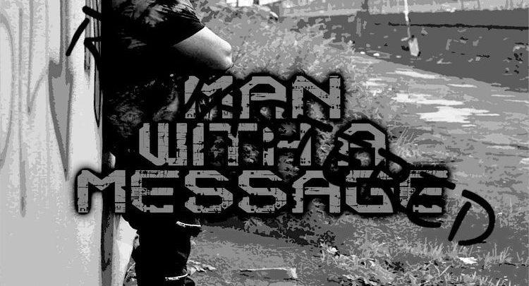 Murc Jones - Man With A Message