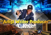 C.K.G. - Artist Writer Producer