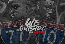 HotBoy Lil Shaq feat. Boosie Badazz - We Outside (Remix)