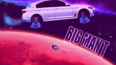 Big Man T - Mars