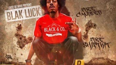 Blak Luck - Eastsyde The Street Album